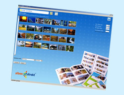 Screenshot Indexalbumsoftware